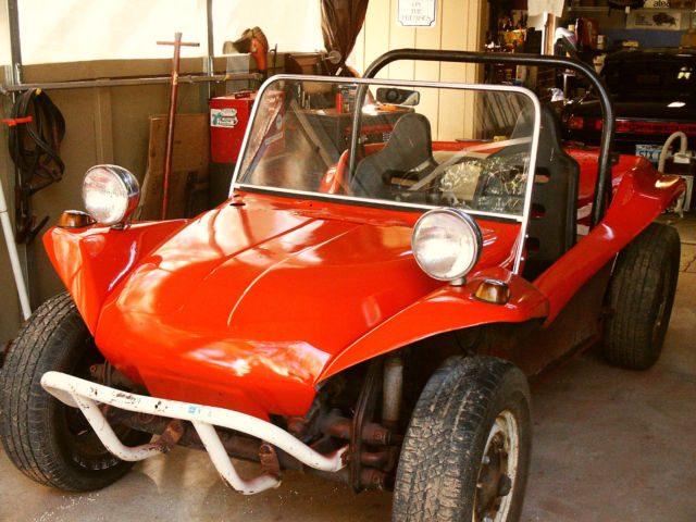 1968 Other Makes vw manx type DUNE BUGGY alameda fiberglass manx body
