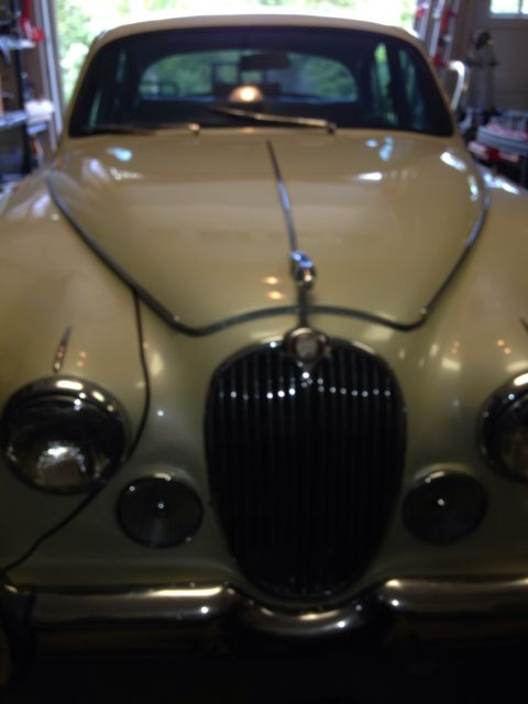 1963 Jaguar Mark 2 3.8 litre sedan 3.8 litre