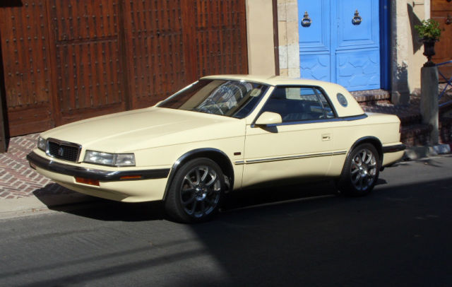 1990 Chrysler Maserati TC