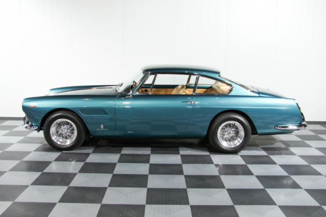 1962 Ferrari 250 GTE 2+2 Rare original colors, Matching numbers US model