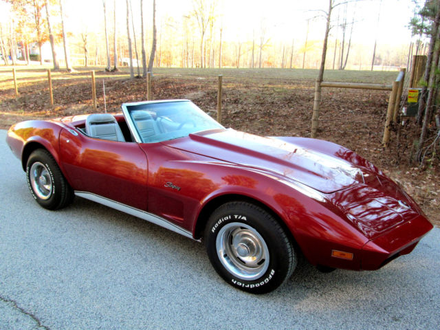 1974 Chevrolet Corvette Convertible