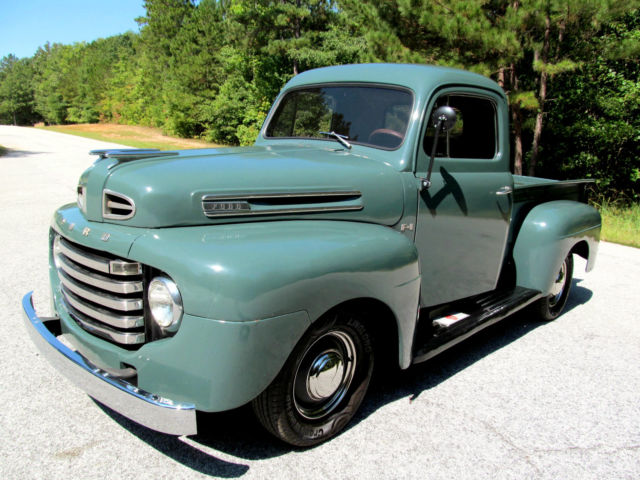 1950 Ford Other Pickups Shortbed