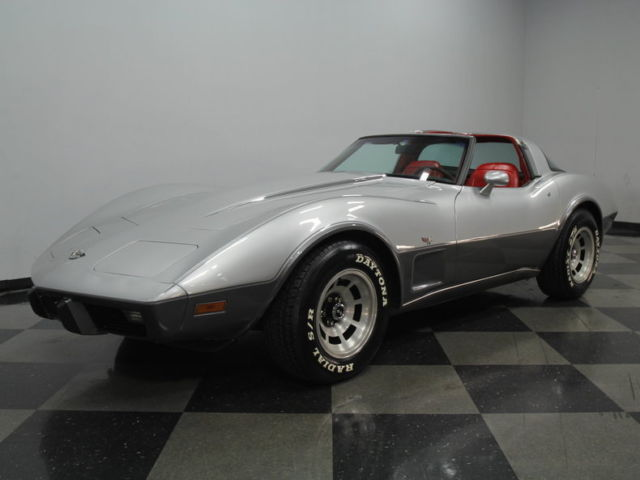 1978 Chevrolet Corvette 25th Anni.