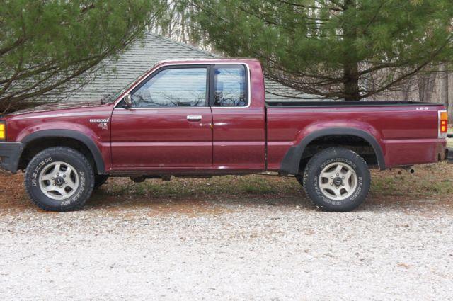 Mazda b2600 4x4 for sale