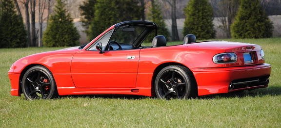 Mazda Miata MX5 Restored hard top and soft top included for sale