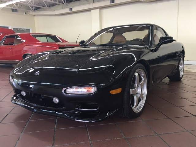 1993 Mazda RX-7 TWIN TURBO