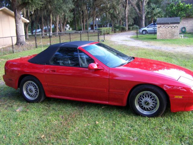 Mazda Rx7 Convertible For Sale – Idea di immagine auto