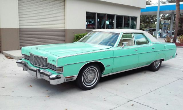 1973 Mercury Grand Marquis