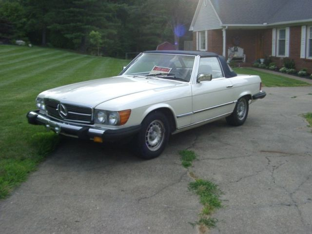 1985 Other Makes Merceades SL 380 coupe. SL 380