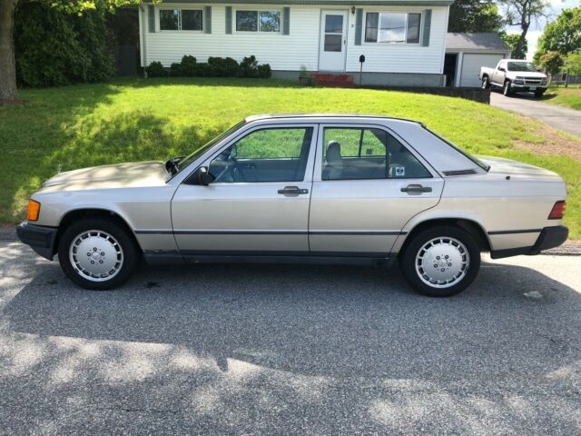 1988 Mercedes-Benz 190-Series Limited Edition