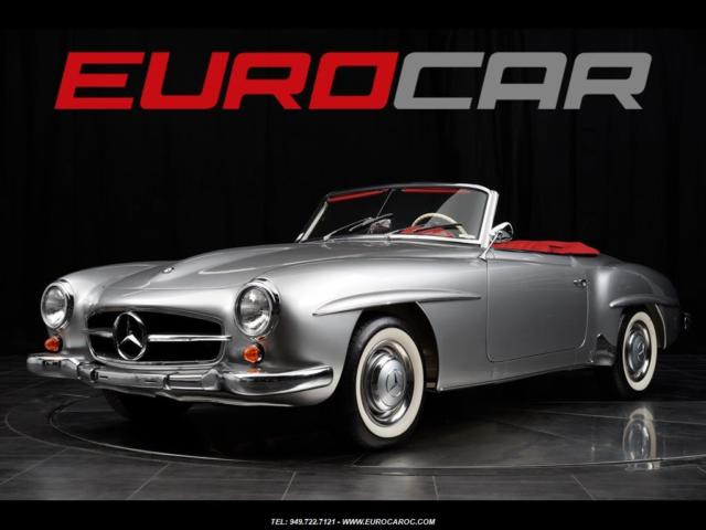 1961 Mercedes-Benz 190-Series 190SL