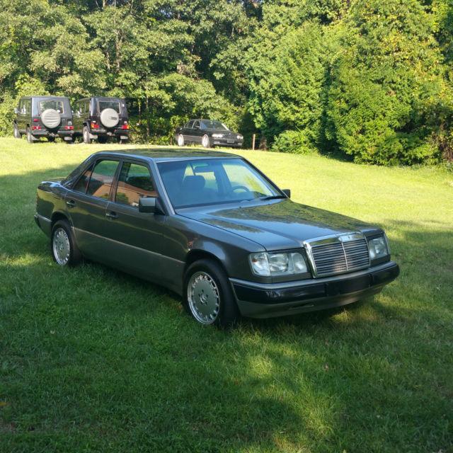 Mercedes 200 E200 W124 E Class Diesel G Class For Sale