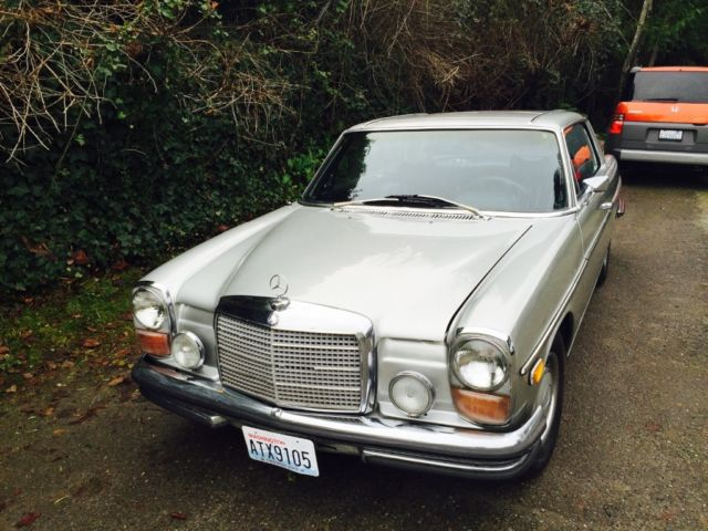 1973 Mercedes-Benz 200-Series 280 Coupe