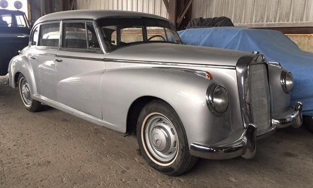 1953 Mercedes-Benz 300-Series