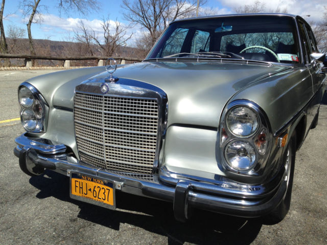 1971 Mercedes-Benz 300-Series SE L