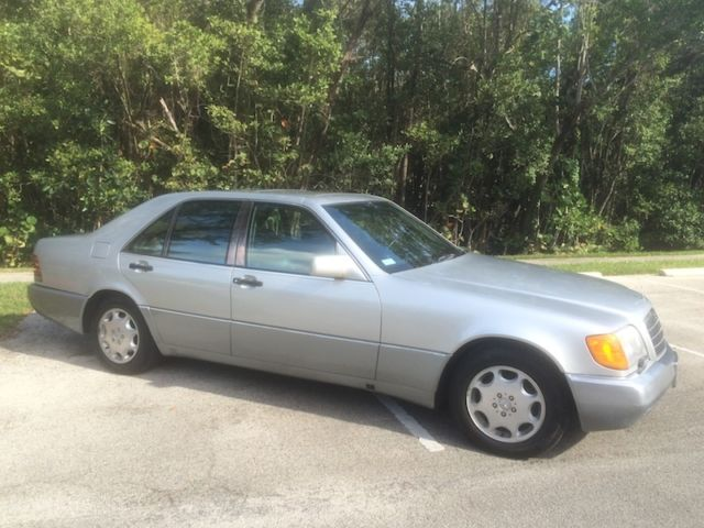 1992 Mercedes-Benz 400-Series 300SE 400SEL 500SEL S320 S430 S500 S600