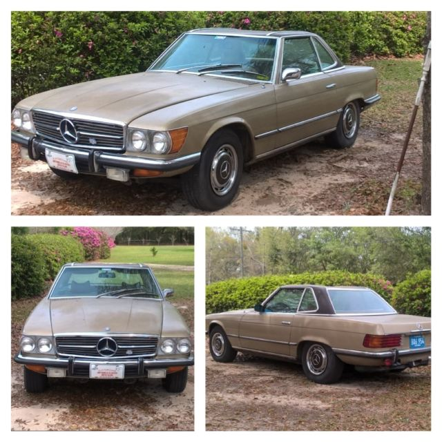 1973 Mercedes-Benz 400-Series