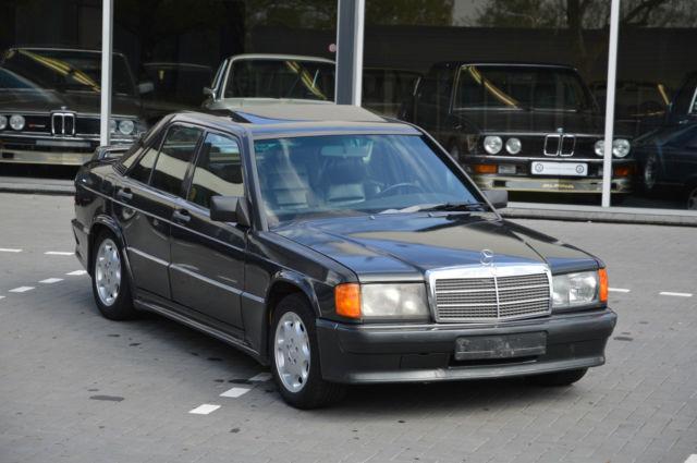 Mercedes benz 190e 2 3 16 16v cosworth engine w201 61k for Mercedes benz 190e cosworth for sale