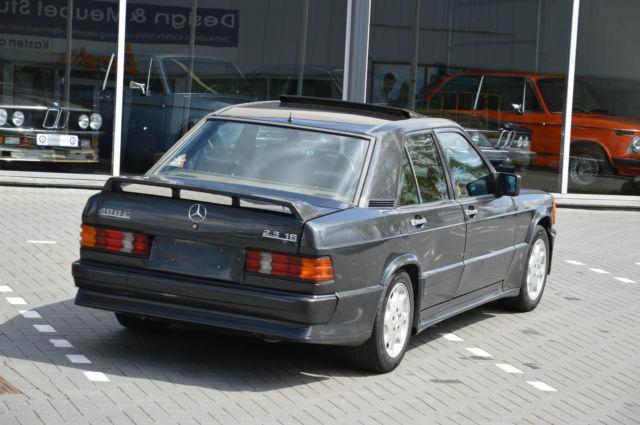 Mercedes benz 190e 2 3 16 16v cosworth engine w201 61k for Mercedes benz 190e 2 3 16 for sale