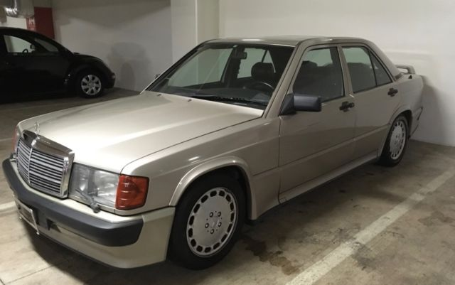 Mercedes Benz 190e 2 5 16 Cosworth 16v W201 035 Row Euro