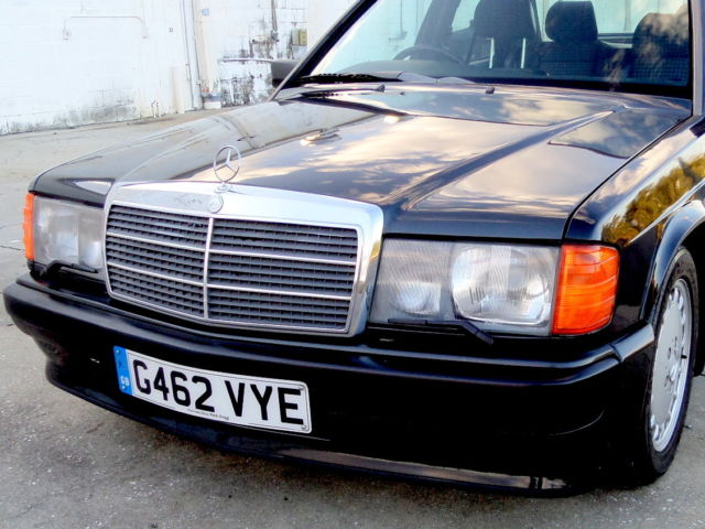 Mercedes 190e 16v engine mercedes free engine image for for Mercedes benz 190e cosworth for sale