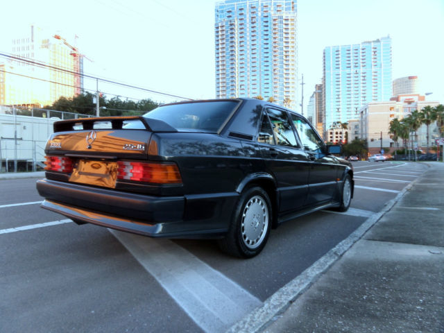 Mercedes benz 190e 2 5 16v cosworth rhd w201 for sale for 190 e mercedes benz for sale