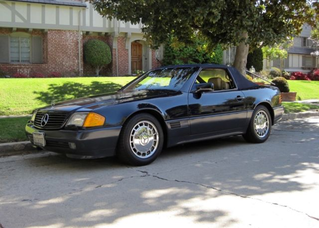 mercedes benz 1991 mercedes benz 500sl convertible