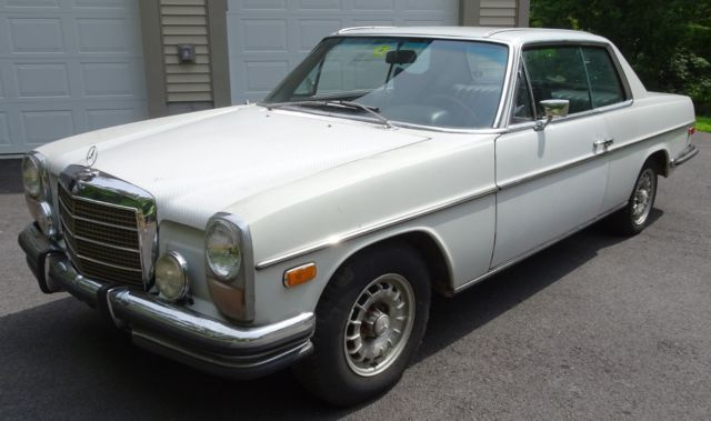 1970 Mercedes-Benz 200-Series 250c Coupe