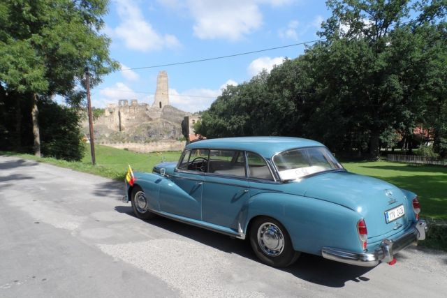 1957 Mercedes-Benz 300-Series Limousine