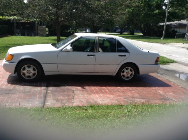 Mercedes benz 300sd diesel w140 for sale photos for Mercedes benz diesel for sale in florida