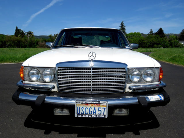 1980 Mercedes-Benz 300-Series 300SD