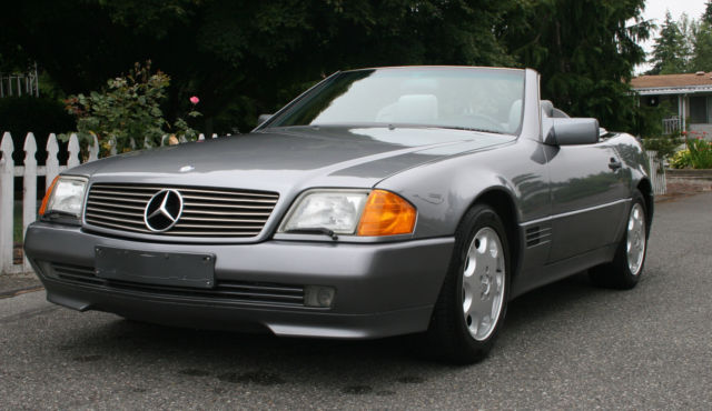 1992 Mercedes-Benz 300-Series German import