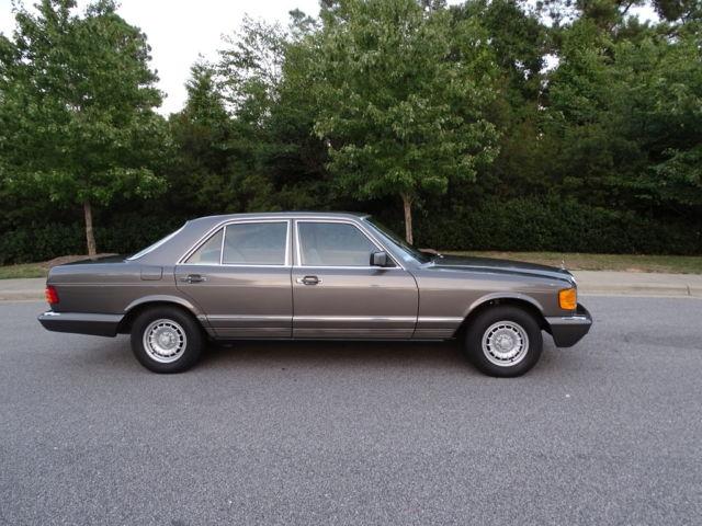 Mercedes benz 380 se like 560sel 420sel 300sel 300se for Mercedes benz 300sdl for sale