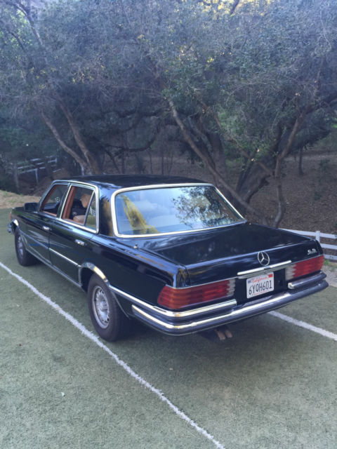 1979 Mercedes-Benz 400-Series SEL 6.9