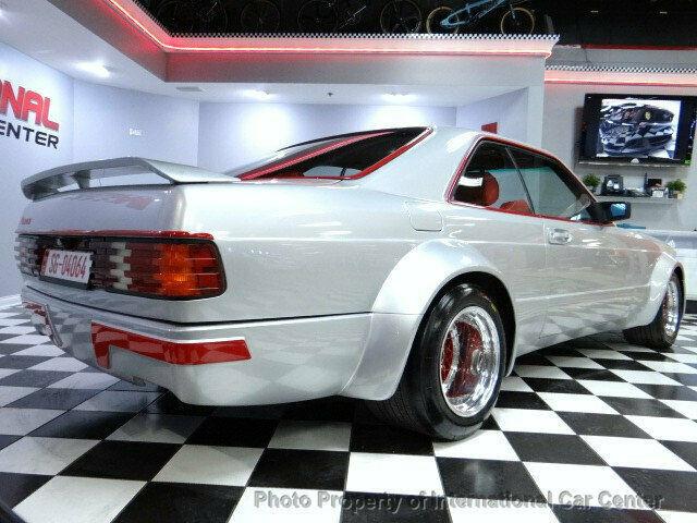 Mercedes Benz 500 SEC BENNY S Panam Widebody GT Collector