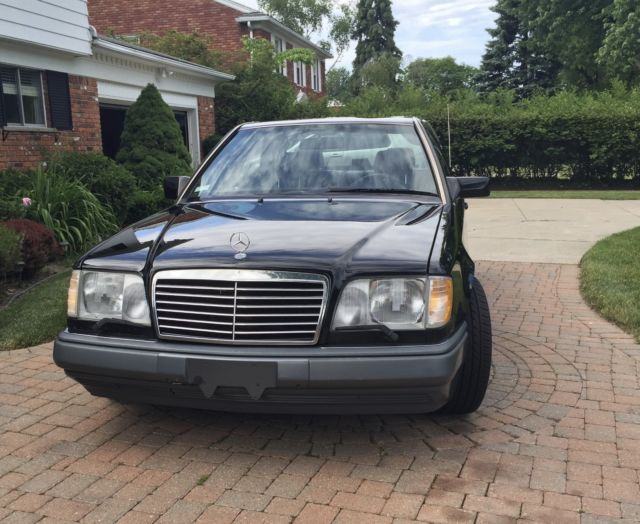 Mercedes benz e320 2d coupe 320ce amg w124 amazing for Most reliable mercedes benz models