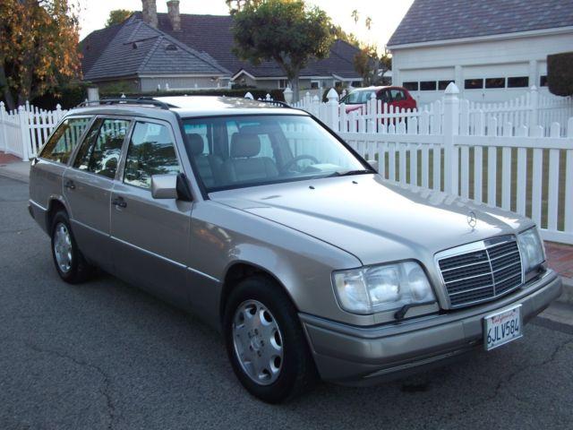 Mercedes Benz E320 Wagon