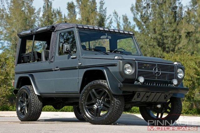 Custom G Wagon >> Mercedes Benz G230 Gelandewagen Lwb 8 Passenger Custom G Wagon 4x4