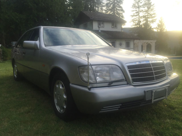 1994 Mercedes-Benz 600-Series S 600