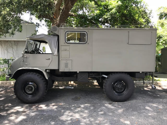 mercedes benz unimog 1971 404 radio box overland off road hunting camping wagon 1 mercedes benz unimog 1971 404 radio box overland off road hunting
