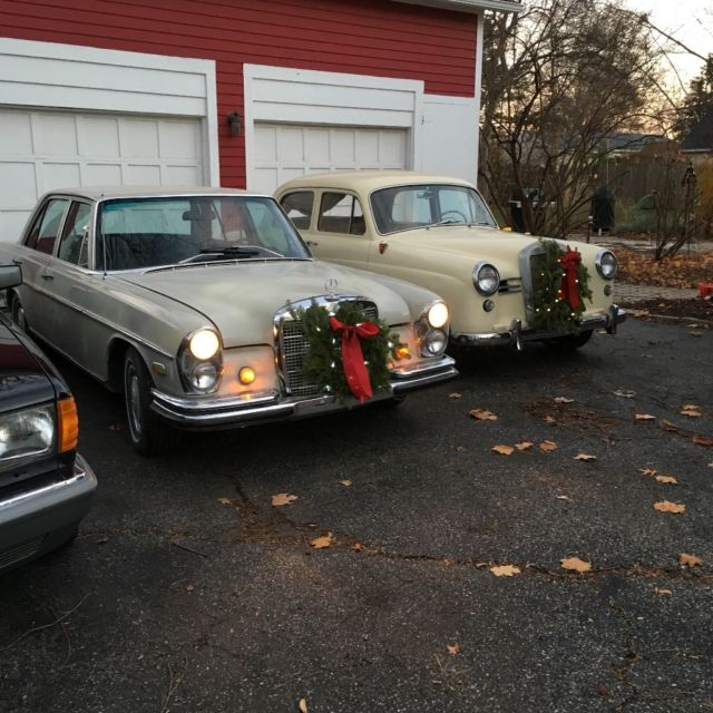 Mercedes benz w108 1969 28se injected sedan for sale for Mercedes benz w108 for sale