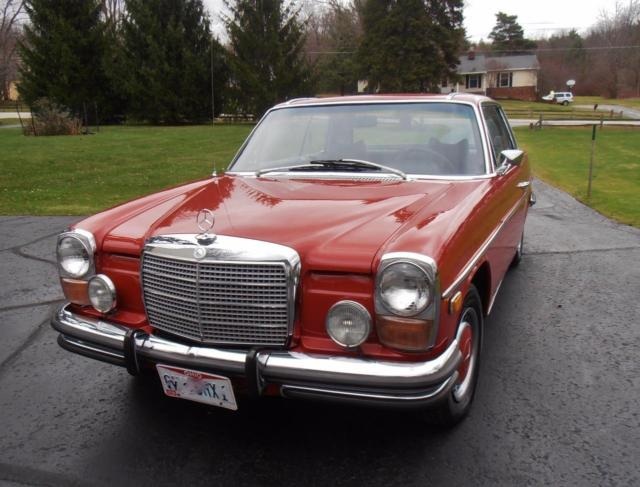 1973 Mercedes-Benz 200-Series 280-C