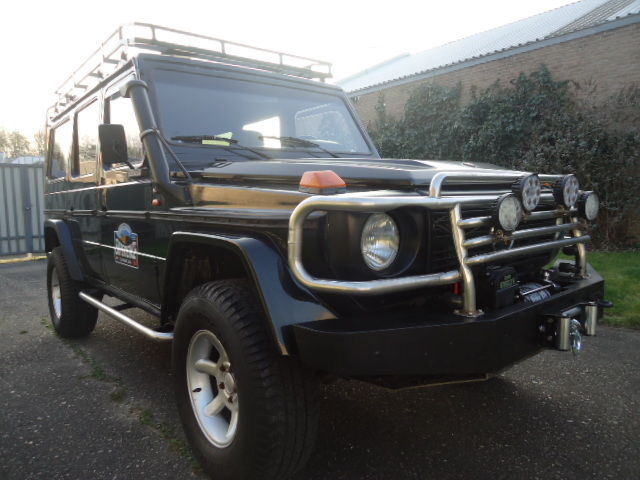 1984 Mercedes-Benz G-Class 300GD Sturdy Turbo Diesel 5-speed !!!