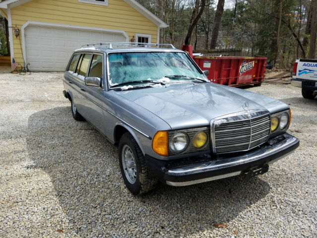 mercedes wagon 300td turbo turbo diesel w123 for sale photos technical specifications. Black Bedroom Furniture Sets. Home Design Ideas