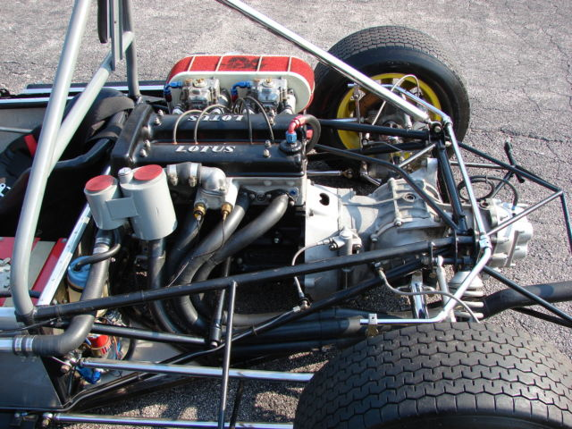 Merlyn Mk  Lotus Ford Twin Cam For Sale Photos Technical