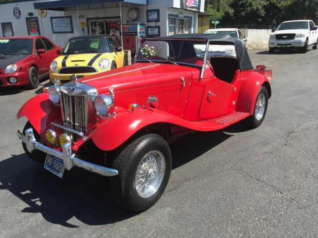 1952 MG T-Series Kit Car