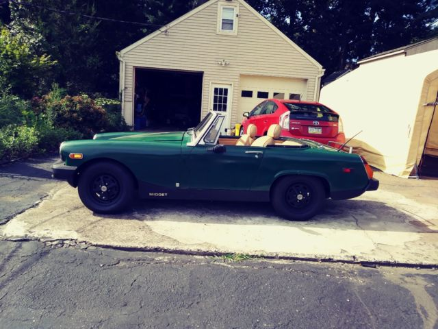 Speaking, automobile mg midget messages all
