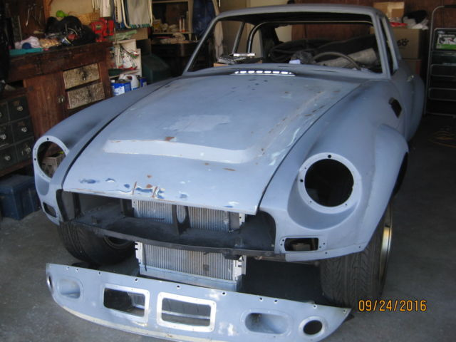 MGB GT SEBRING PROJECT CAR for sale: photos, technical