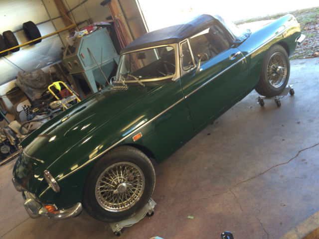 1969 MG Other Roadster