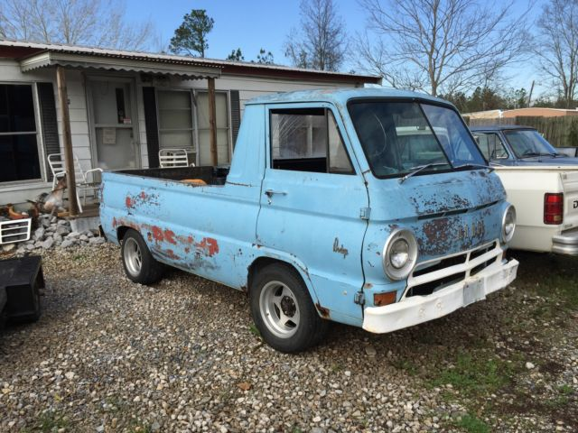 1965 Dodge Other Pickups A100 Panel Truck